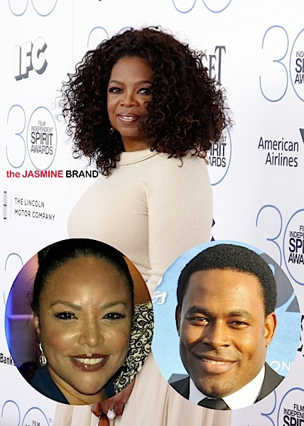 Lynn Whitfield, Lamman Rucker Star In Own Series, 'Greenleaf', Oprah Snags Reoccurring Role