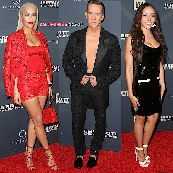 "Rita Ora, Tinashe, Katy Perry Attend ""Jeremy Scott: The People's Designer"" [Photos]"