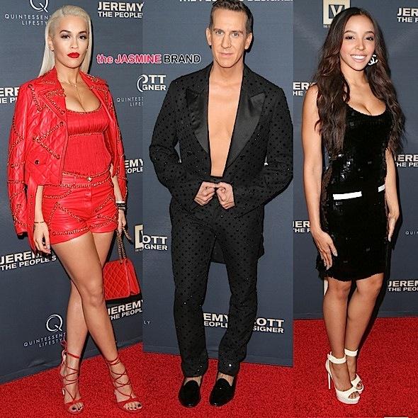 Rita Ora, Jeremy Scott, Tinashe