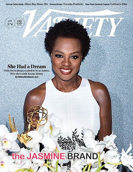 "Viola Davis On Winning An Emmy: ""It's not just the award. It's what it's going to mean to young girls — young brown girls, especially."""