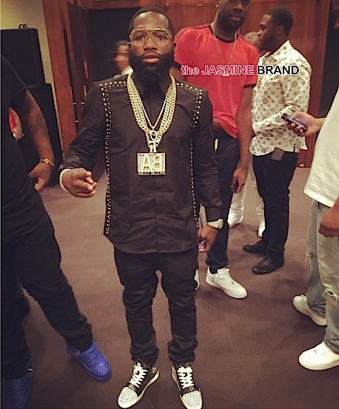 (UPDATE) Boxer Adrien Broner Threatens To Commit Suicide