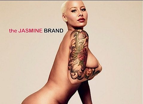 Amber Rose Livid With GQ Over Interview: I'm more than Wiz Khalifa's Baby Mama!