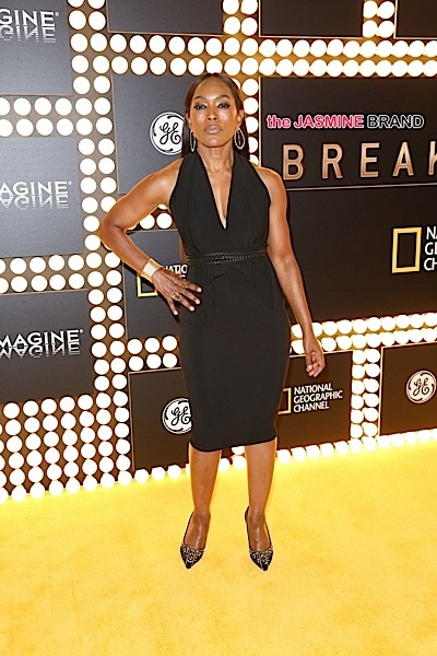 "National Geographic Channel and GE's ""Breakthrough"" TV Series World Premiere - Arrivals"
