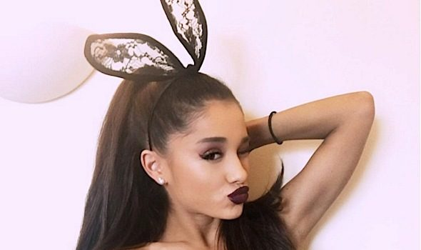 Ariana Grande Joins MAC Cosmetics As VivaGlam Spokesperson [Photos]