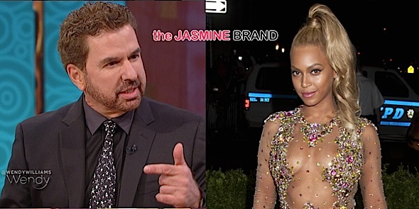 Author of Beyonce Tell-All Talks Singer's Rumored Feud With J.Hud, Mathew Knowles Cheating Scandal [VIDEO]