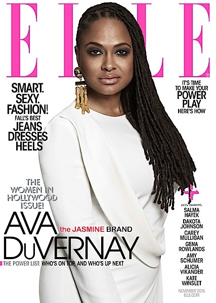 Ava DuVernay Covers ELLE [Photos]