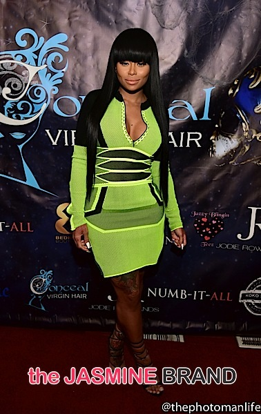 Blac Chyna, Towanda Braxton Hit Conceal Virgin Hair Event [Photos]