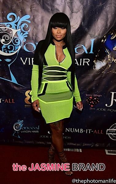 Blac Chyna, Towanda Braxton Hit Conceal Virgin Hair Event [Photos]