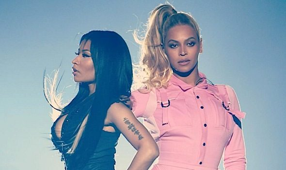 Watch Beyonce's Sweet Ode to Nicki Minaj, 'Darling Nicki' [VIDEO]