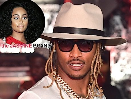 Future (Sorta) Denies Dating Blac Chyna: 'Single & focusing on what makes me happy.'