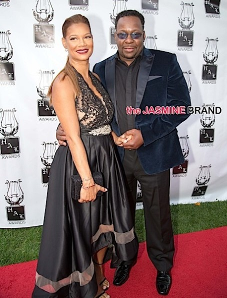 Alicia Etheridge, Bobby Brown