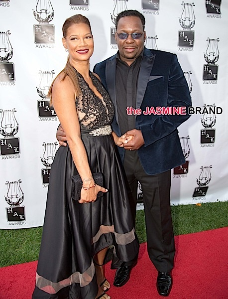 Bobby Brown & Wife Alicia Etheredge Expecting 3rd Child Together [Ovary Hustlin]