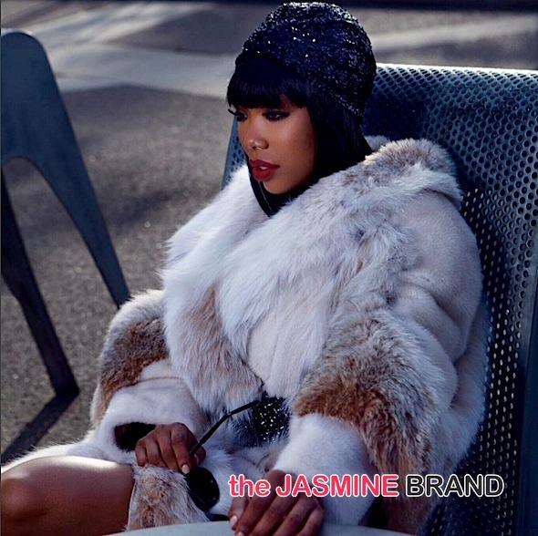 Brandy New Shoot-the jasmine brand