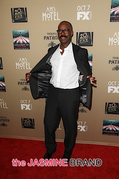 Courtney B. Vance Explains How He Connects With Johnnie Cochran: I know exactly who he is.