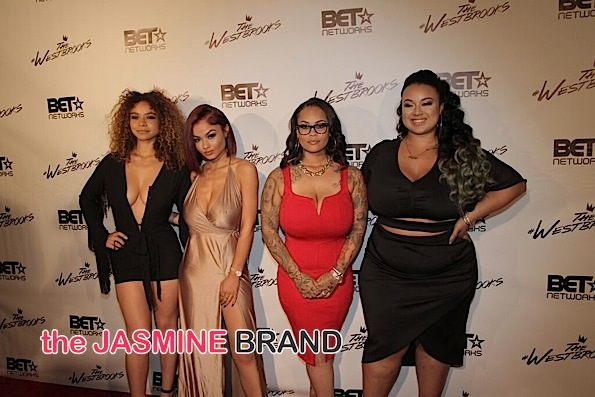 BET Screens New Reality Show '#TheWestBrooks' [Photos]