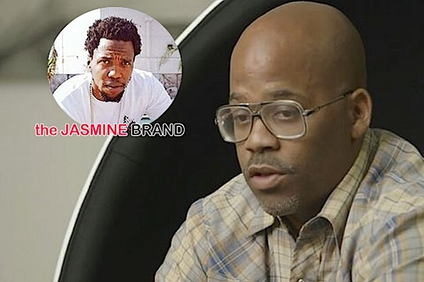 (EXCLUSIVE) Damon Dash Settles 3 Mill Legal Battle w/ Rapper Curren$y Over Failed Deal