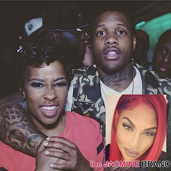 Dej Loaf Says Relationship With Lil Durk Fake-the jasmine brand
