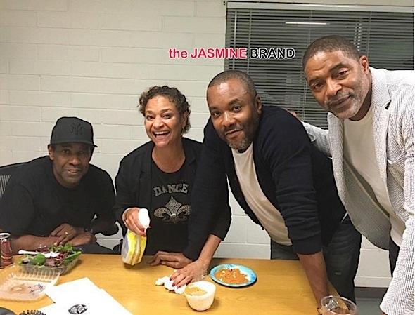 Denzel Washington-Debbie Allen-Lee Daniels-the jasmine brand