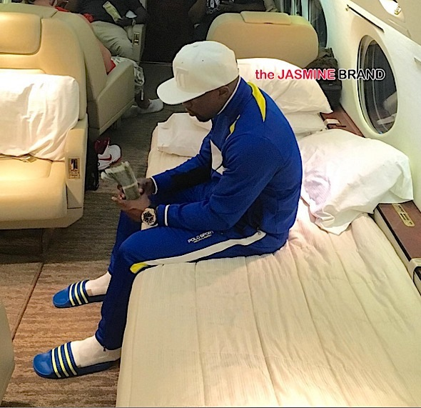Floyd Mayweather Money Airplane-the jasmine brand