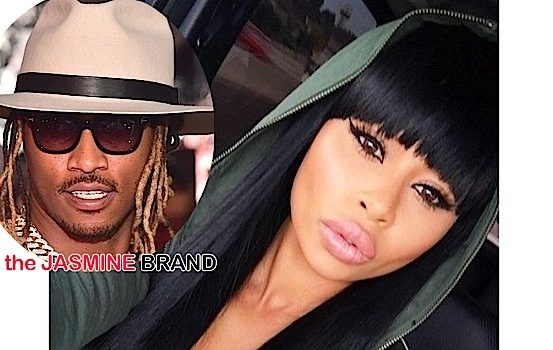 Blac Chyna & Future's Relationship Allegedly Staged For Publicity