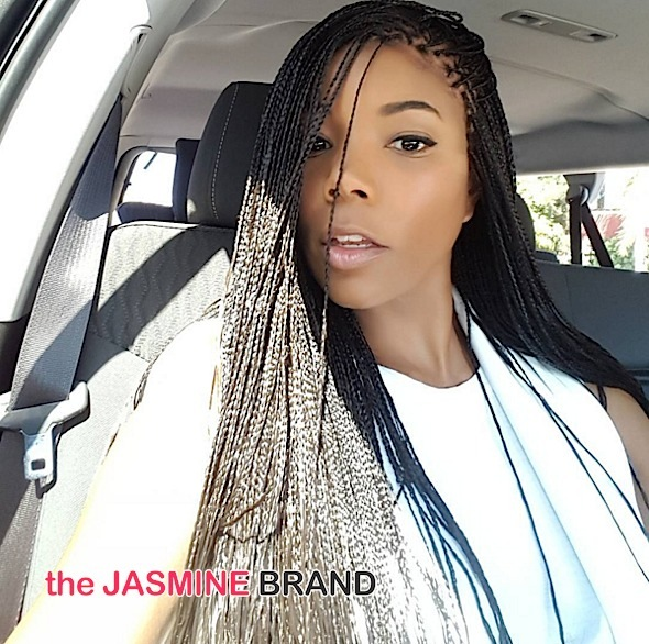 Celebrity Stalking: Gabrielle Union, Solange Knowles, Keyshia Cole, Nicki Minaj, Kandi Burruss, Chiwetel Ejiofor & Usher [Photos]