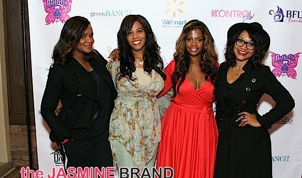 Reality Star Christina Johnson Hosts Overnight Retreat With Tameka Raymond, Monyetta Shaw, Sheree Buchanan