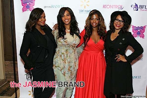 Tameka Raymond, Sheree Buchana, Christina Johnson, Monyetta Shaw