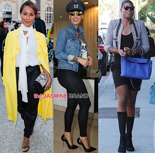 Celebrity Stalking: Amber Rose, Jada Pinkett-Smith, EJ Johnson, John Salley, Rza