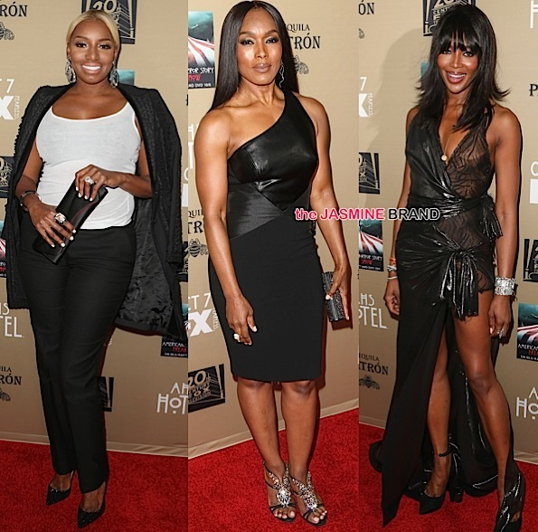 Angela Bassett, Lady Gaga, NeNe Leakes, Naomi Campbell, Kat Graham Attend 'American Horror Story' Bash [Photos]