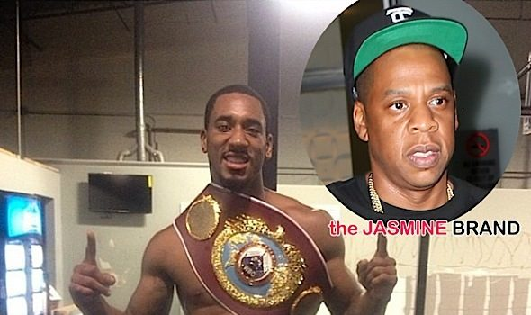 (EXCLUSIVE) Jay Z's Roc Nation Sports Blasts Boxer Demetrius Andrade's $550k Lawsuit