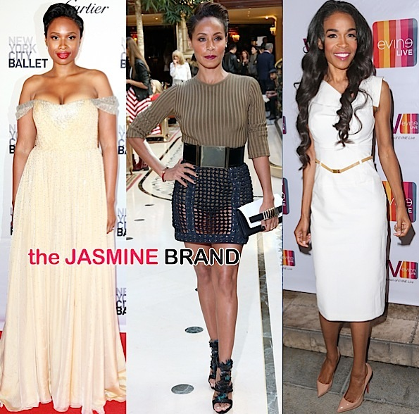 Jennifer Hudson, Jada Pinkett Smith, Michelle Williams