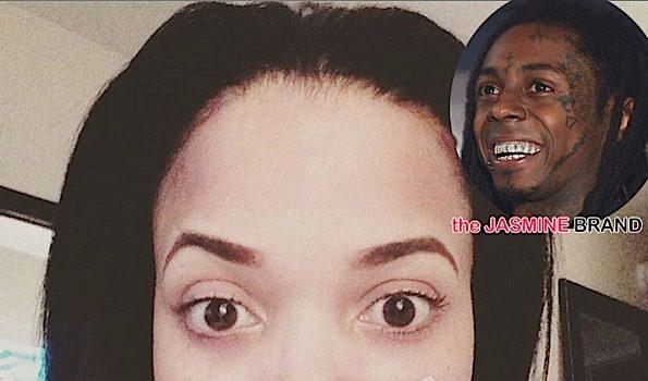 Karrine Steffans: Lil Wayne's Sex Tape is So Dry!