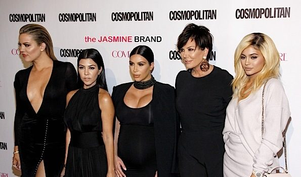 Kardashian Family Donates $500,000 to Hurricane Harvey Victims