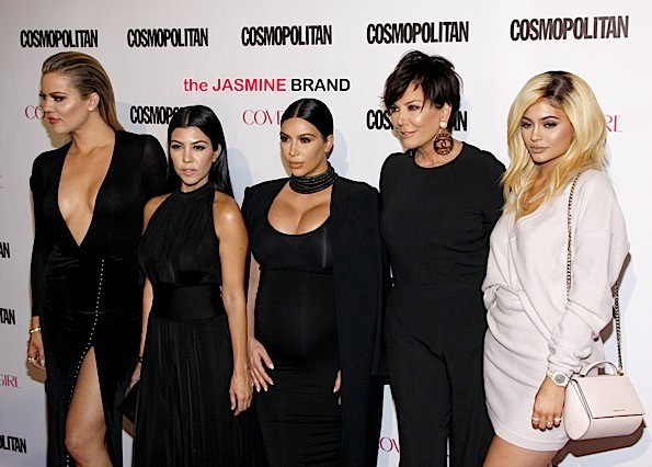 Kardashian Family Donates $500,000 to Hurricane Harvey