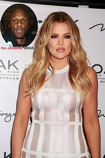 Khloe Kardashian Is Not Back With Lamar Odom, Despite Stopping Divorce
