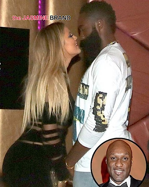 Khloe Kardashian & NBA Baller Boyfriend James Harden Are STILL Together