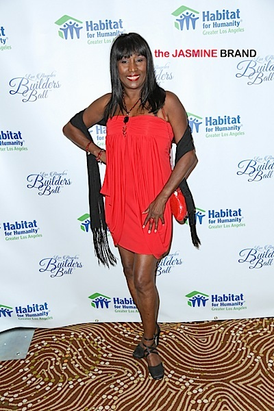 """2015 Habitat for Humanity of Greater Los Angeles Builder's Ball Honoring Earvin """"Magic"""" Johnson as """"Dream Builder of the Year"""" - Arrivals"""