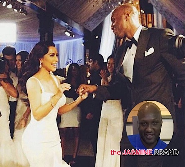 Kim Kardashian Credits God for Lamar Odom's Improved Condition