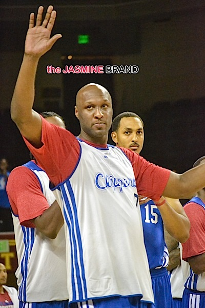 Lamar Odom Showing No Signs of Improvement + Oprah Devastated About His Condition: 'I put my sister through rehab twice.'