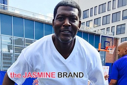 (EXCLUSIVE) Ex NBA Star Larry Johnson Settles With Baby Mama, Wants to End Bankruptcy