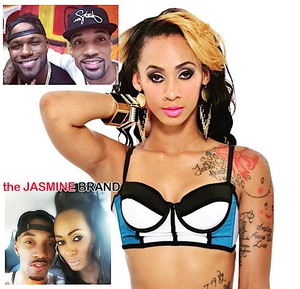 Coming Out the Closet! LHHH's Milan Christopher Criticizes Amber For Not Realizing Her Ex Was Gay + See Amber's Reaction!