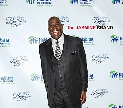 Magic Johnson Gives Advice For Dealing With Coronavirus