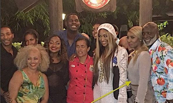 NeNe Leakes Spotted Filming Real Housewives of Atlanta [Photos]