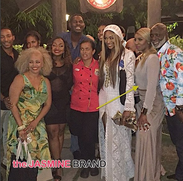 NeNe Leakes Returns to Real Housewives of Atlanta-the jasmine brand