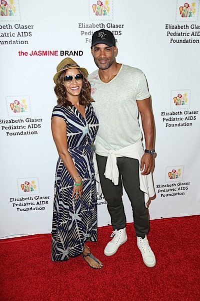 26th Annual A Time for Heroes Family Festival Benefiting the Elizabeth Glaser Pediatric AIDS Foundation - Arrivals