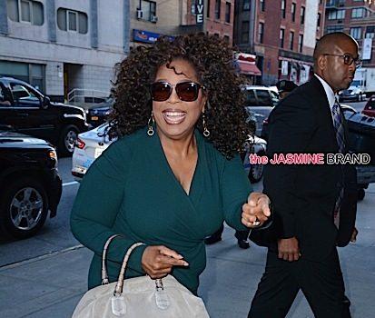 Oprah Winfrey Talks 'Greenleaf' Sex Scenes & Being In The Best Shape Of Her Life