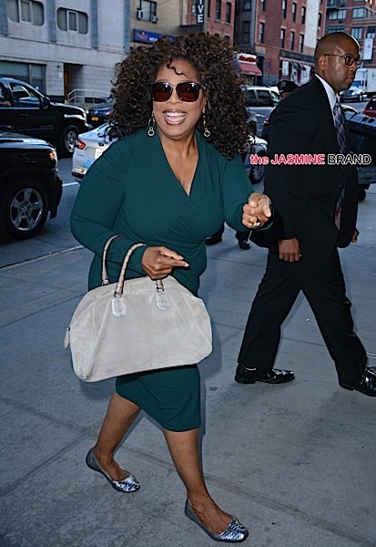 Oprah Winfrey Says Weight Watchers Was An Intervention