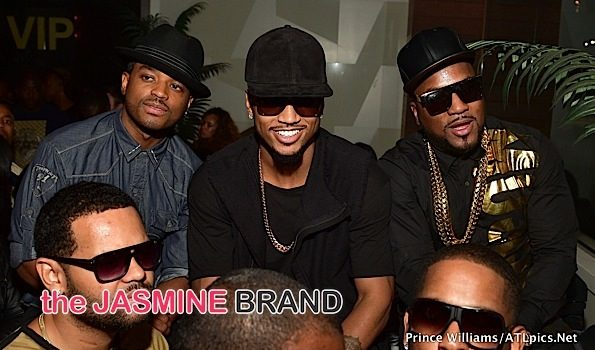 Trey Songz, Larenz Tate, Jeezy, Fabolous, 2 Chainz Hit ATL's Goldroom [Photos]