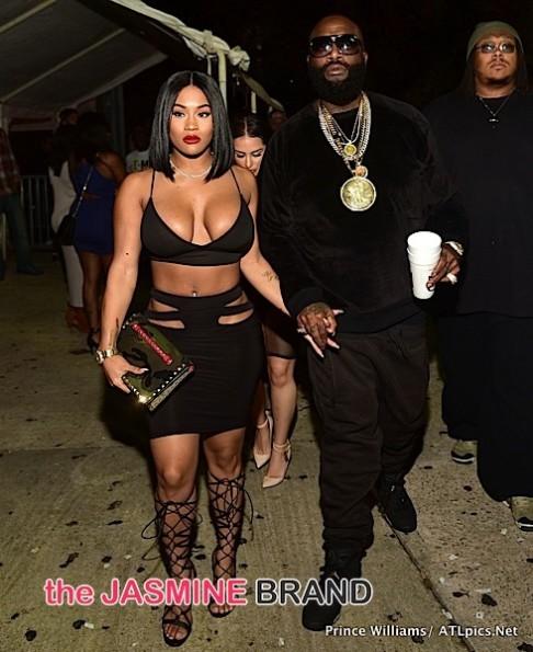 Rick Ross Talks Split w/ Lira Galore, Denies Dating India Love, Admits Warning Meek Mill About Nicki Minaj