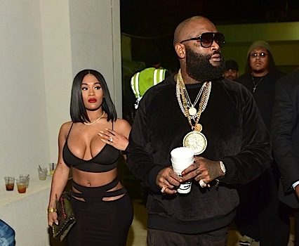 Rick Ross & Lira Galore, Trey Songz, Jeezy, Redman Party @ Compound [Photos]